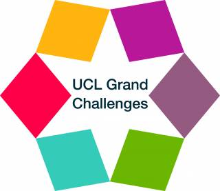 Star shaped logo for UCL Grand Challenges