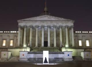 UCL at night