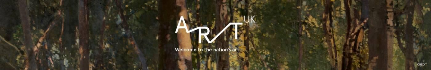 Art UK banner