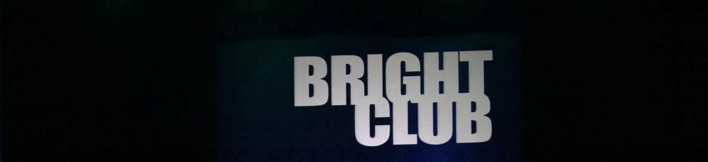 Bright Club 2018