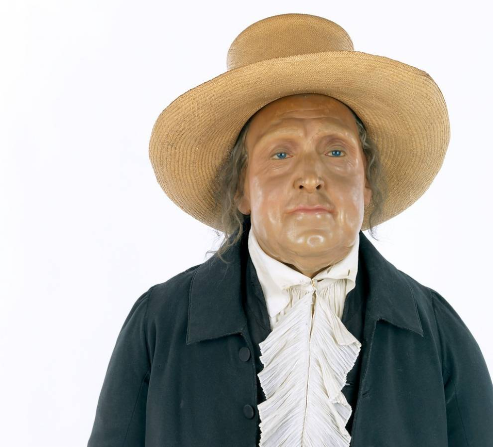 The Auto-icon Jeremy Bentham