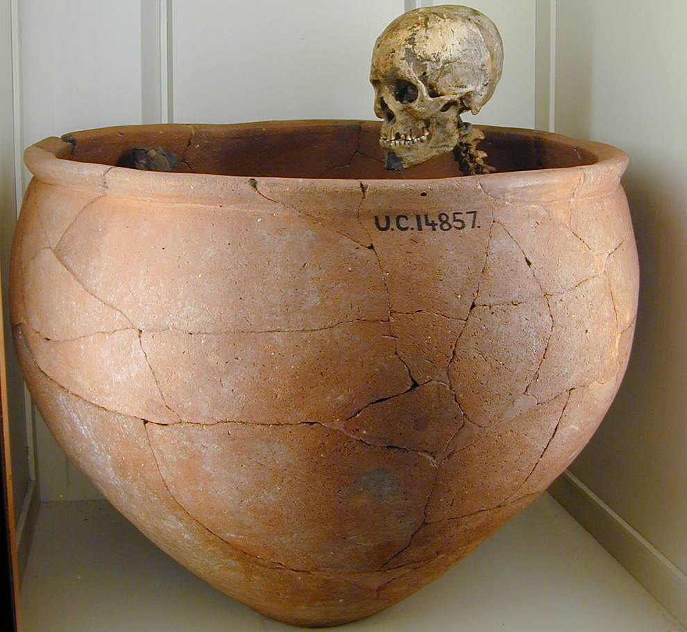 Image result for pot burial