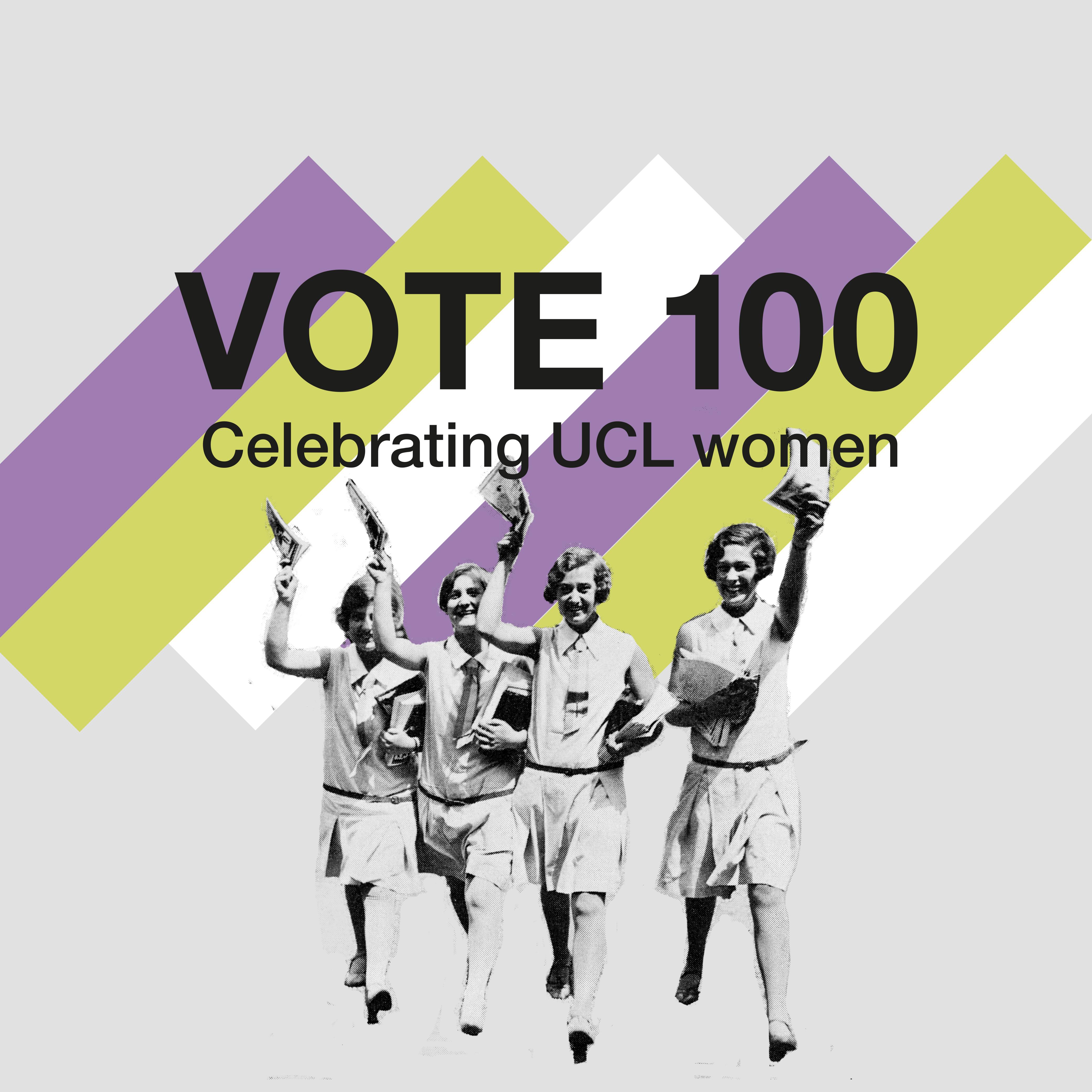 UCL Vote 100