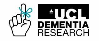 UCL Dementia Research