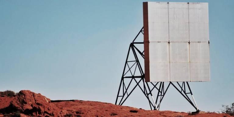satellite dish Image Credit: Joshua Hoehne on Unsplash