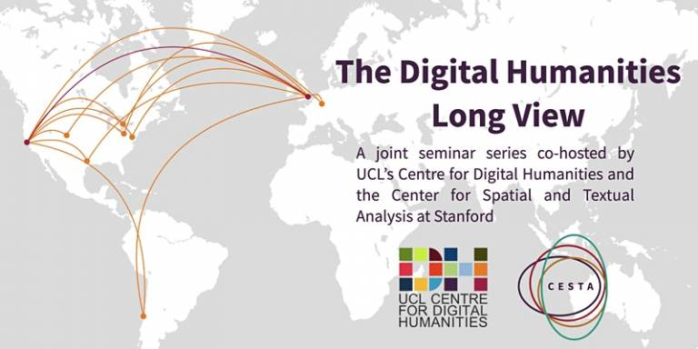 Logo for UCLDH CESTA joint seminar series
