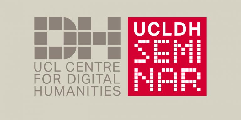 UCLDH seminar logo stone