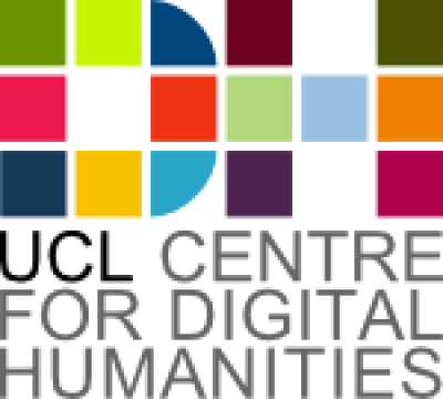 UCL Centre for Digital Humanities logo