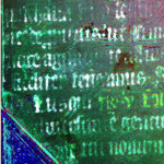 Multispectral imaging of book of herbs