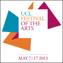UCL Festival of the Arts logo