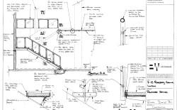 Henry Murray Elliot Wood Proposed Steel Stairs