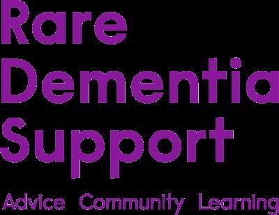 Rare Dementia Support logo
