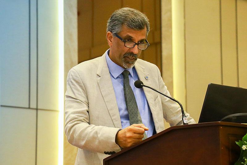 Prof Saeed
