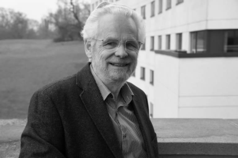 Image of Prof. Ray Meddis