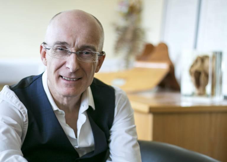 Prof Martin Birchall profile image