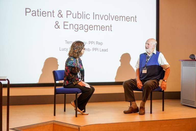 Patient and Public Engagement image