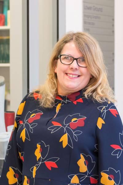 Staff profile picture of Michelle Tuohy