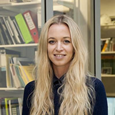 Anna Baumann…