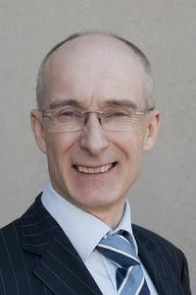 Prof Martin Birchall…