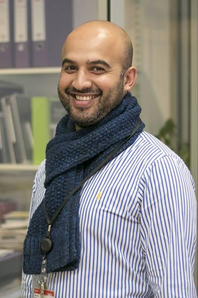 Khuram Ayaz - Facilities & Buildings Officer…