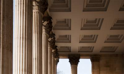 UCL Portico image