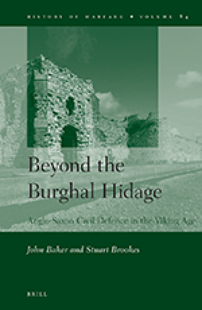Cover of Beyond the Burghal Hidage