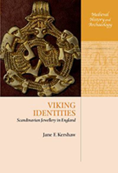 Book cover of Kershaw Viking Identities