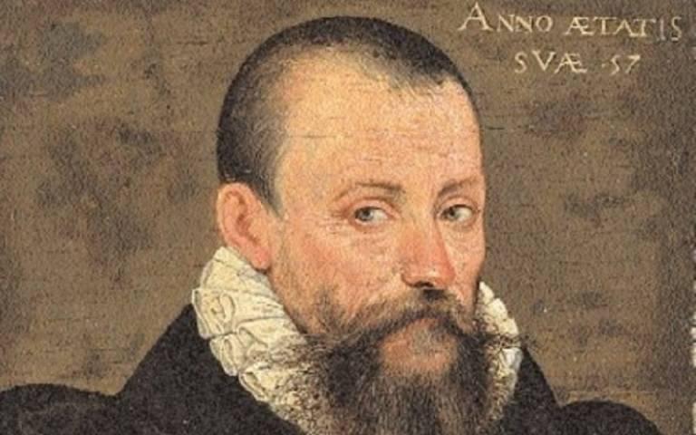 Painting of Michel de Montaigne