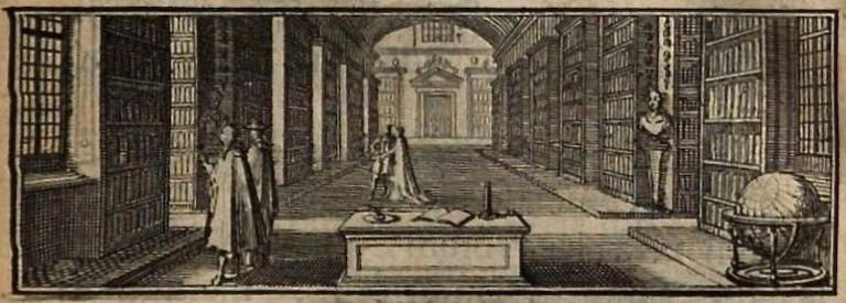 17th century library