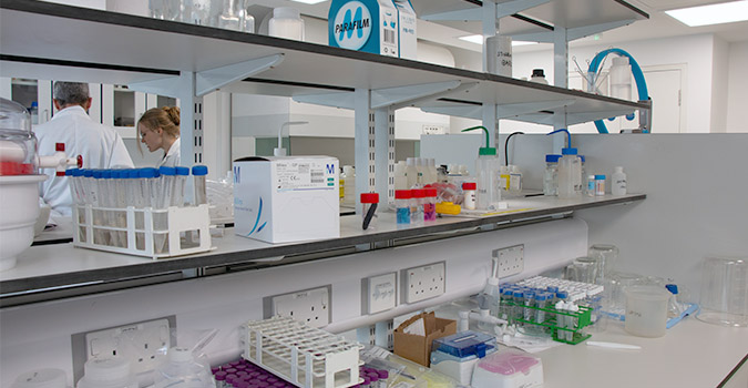 Geochemistry Laboratory