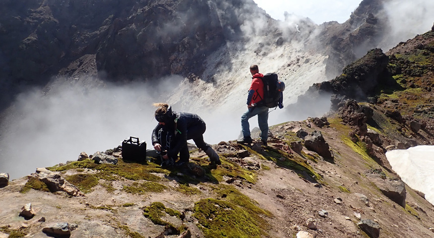 Newsletter Spring2020 Exploring active volcanism in the South Sandwich Islands