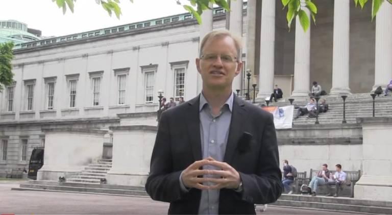 Prof Lars Stixrude