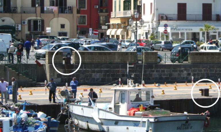 Pozzuoli harbour