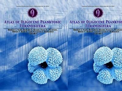 Atlas of Oligocene Planctonic Foraminifera cover