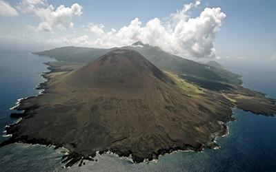 Babuyan Claro volcano