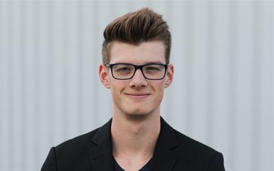 Philip Kreussler, MSc Geophysical Hazards Student