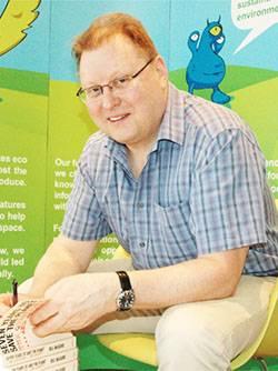 Prof Bill McGuire