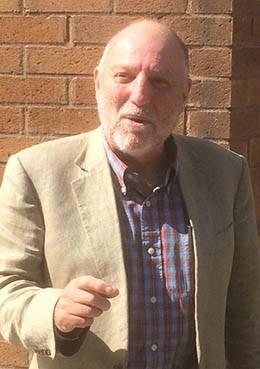 Prof Philip Meredith