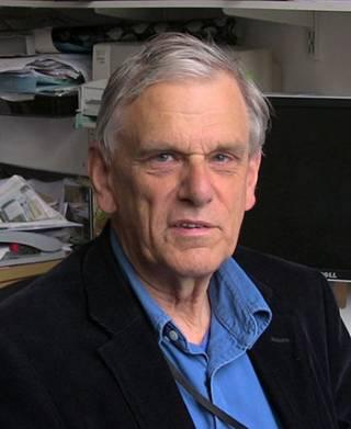 Prof Tim Atknson Image