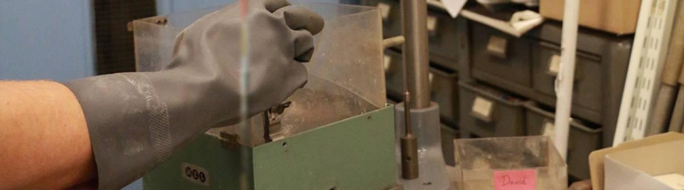 Rock Fluids Laboratory