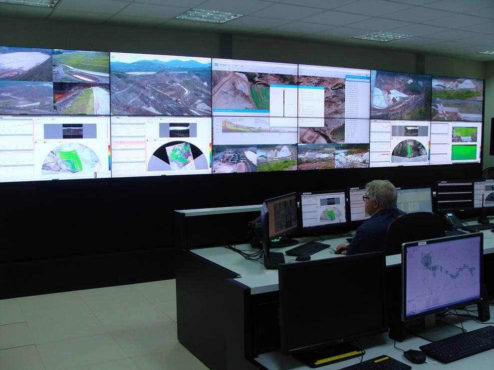 Brazil Monitoring Station