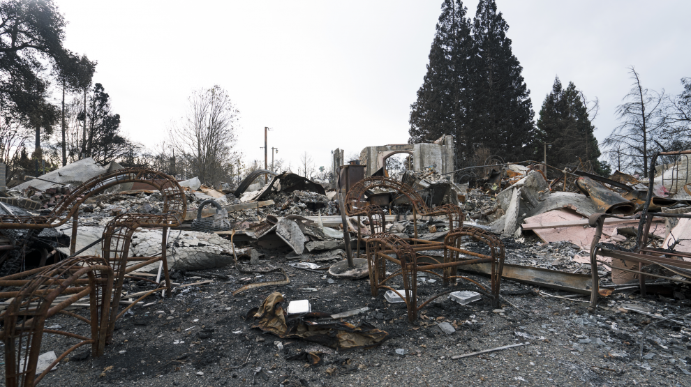 MSc Geophysical Hazards: Vulnerability to Meteorological