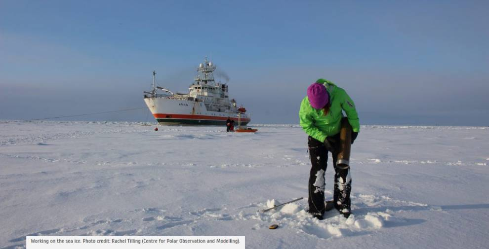How Do We Still Not Know How Much it Snows in the Arctic? by Dr Sammie Buzzard