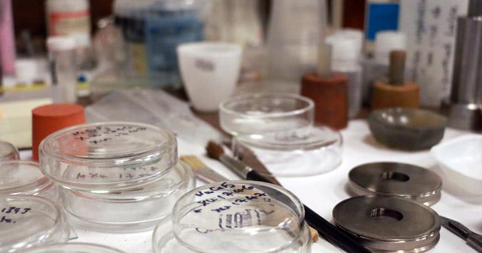 Preparation Laboratory