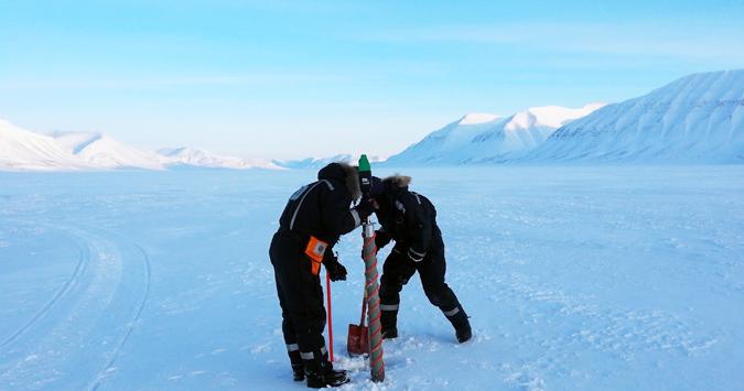 Polar Research
