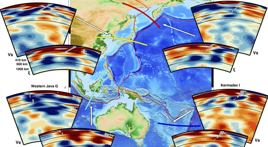 Earth's Deep Mantle Flows Dynamically.