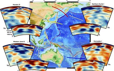 Earth's deep mantle flow