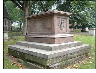 Rhodes Family Grave