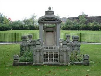 The Soane Mausoleum