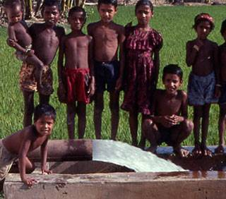 Deep groundwater in the Bengal Basin as a resource free of excessive arsenic